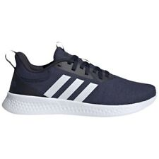 Adidas Puremotion Men's Athletic Shoe Blue White Running Sneaker Workout Trainer