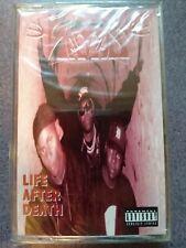 Natas- Life After Death Cassette *Sealed* Detroit Horrorcore Rap Tape Rare 1992