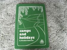 More details for camps and holidays by elizabeth robertson girl guides