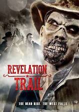 Revelation Trail (DVD, 2014) New - Sealed The Dead RIse... The West Falls!   200