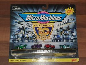 Micro Machines Best of 95