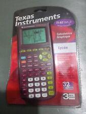 calculatrice graphique texas instrument neuve dans son emballage  d origine