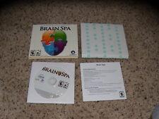 Brain Spa PC Game Near Mint