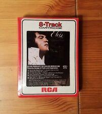 Elvis Presley - He Walks Beside Me 8 Track Tape Cartridge Religious AFS1-2772
