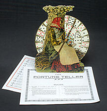 VINTAGE MAGIC WITCH GAME The Fortune Teller 1984 B. Shackman & Company NY Cards