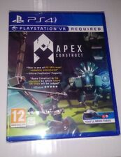 Apex Construct (PSVR) PS4 New Sealed UK PAL Version Game Sony PlayStation 4 VR