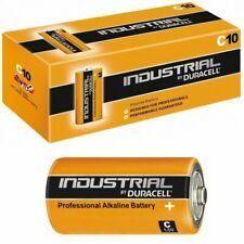 Duracell Industrial ID1400 1,5V Alcaline 10 Pile LR14