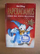 PAPERADAMUS Storie nuovo Millennio - Disney Libri 2000  [G325]