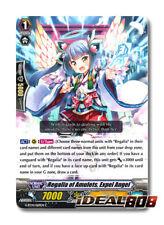 Cardfight Vanguard  x 4 Regalia of Amulets, Expel Angel - G-BT14/069EN - C Pack