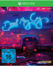 Devil May Cry 5 Deluxe Steelbook Edition (X1) (NEU OVP) (UNCUT)