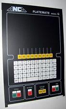 ANCA Platemate Model G FP Membrane (96-180386)