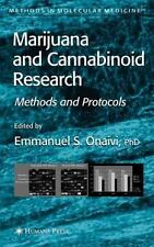 Marijuana and Cannabinoid Research: Methods and Protocols (Methods in Molecular