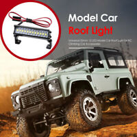Universal 55mm 12 LED Model Car Roof Light for RC Climbing Car Accessories