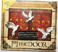 The Door Mark Tedder and Worshiplanet Band New and Sealed CD and Bonus DVD VR30