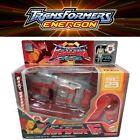 Transformers Energon Hotshot Fire SC-23 Powerlinx battles Superlink 2004 Takara
