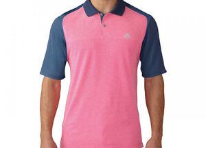 Adidas Aeroknit Polo (M) AF0325 University Pink