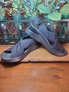 BZees Sandals Womens 8 Black