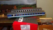 "ACME 55148 Set 2 UIC-X ""Giubileo"" XMPR PAX fascia blu + XMPR bianco telaio verde"