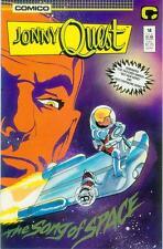 Jonny Quest # 14 (Marc Hempel) (Estados Unidos, 1987)