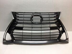 2016 2017 lexus gs GS200 GS350 OEM front bumper GRILLE grille upper lower