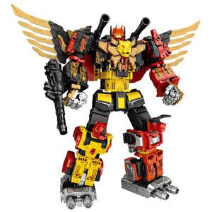 WeiJiang Predaking Transformers Giant Spirit Storm Tooth Tiger War Robot Figure