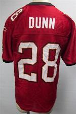 VTG NFL STARTER TAMPA BAY BUCCANEERS WARRICK DUNN  #28 FOOTBALL jersey 46 MEDIUM