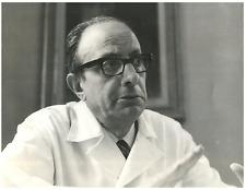 Italia, Professor Vladimiro Ingiullia, Direttore della Clinica Ostetrica di Fire