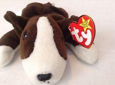 Ty Beanie Baby Original Bruno Dog 9-9-97