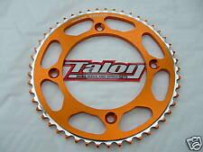 KTM 85 SX, KTM SX 85, 47T pignon arrière 2003-17 Orange