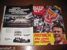 AUTOSPRINT 1983/18=GP F1 IMOLA=PATRICK TAMBAY=FERRARI=