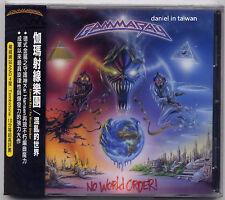 Gamma Ray: No World Order! (2001) CD OBI TAIWAN