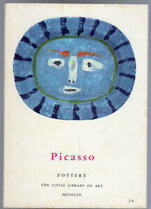 Picasso Pottery by Ramie, Georges (Paperback 1957 1st Edition)
