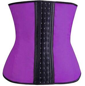 for Women Body Shapewear of Plus Sport latex Trainer Waist Shaper Cincher Corset
