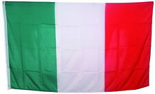 500 Pezzi - BANDIERA ITALIA 150x90 CON ASOLA PER ASTA