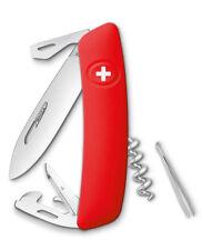 Swiza D03 Swiss Knife Red Handle Plain Edge KNI.0030.1000