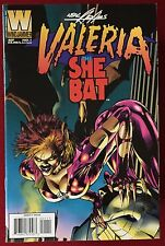 Valeria She-Bat #1 & 2 - Comic Books - Acclaim Comics - Art By Neal Adams