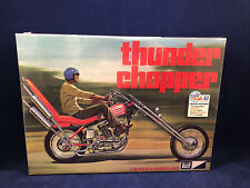 MPC Thunder Chopper 1:8 Scale Plastic Model Kit 835 New in Factory Box