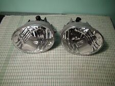 Genuine Toyota Hilux / Landcruiser Troopcarrier 70 series ute fog lights spot x2