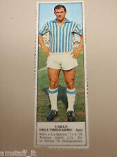 *+ CARLO DELL'OMODARME SPAL=FIGURINA=1966/67=ALBUM FIGURINE CALCIATORI TEMPO