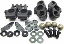 MBX7r FRONT & REAR UPRIGHTs (knuckles, hub carriers pillowball MUGEN E2015