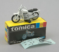 Tomica Domestic Series (Japan) 1/37 Yamaha Sports TX 750 Police Bike #30 *MIB*