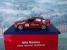 1/43 M4 (Italy) Alfa romeo 159 WPS 12h. di Bathurst 2007