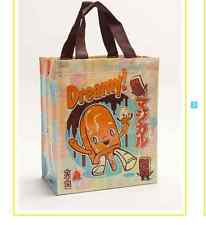 """Blue Q """"Dreamy"""" lunch tote bag recycled eco ice cream manga by 64 Colors"""