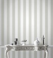 Designer julien macdonald glitterati blanc/argent métallisé pailleté papier peint