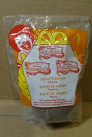 Disney's Jungle Book #1 Baloo Figurine McDonald's Happy Meal Toy 1997 New Sealed