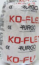 KO-FLEX Compresión Vendaje X 1, 10 CMX 6 metros, ligera compresión vendaje cohesivo