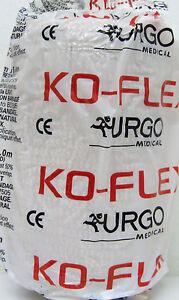 Ko-Flex compression bandage x 1, 10cmx6metres,light compression cohesive bandage
