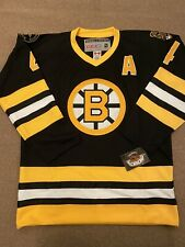 Boston Bruins CCM Bobby Orr Ice hockey jersey