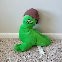 IKEA Sagoskatt Dinosaur Plush Stuffed Animal toy Green