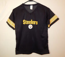 Pittsburgh Steelers NFL Football Jersey Franklin Size YOUTH MEDIUM M